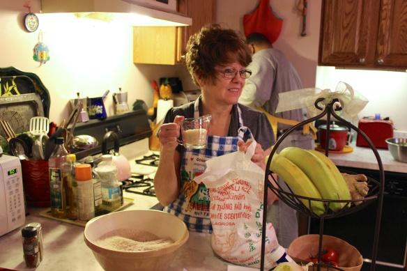 Mom Prepping