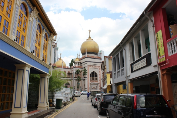Arab St Mosque