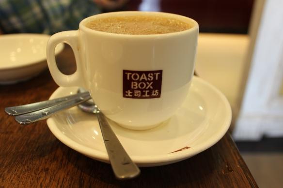 Toast Box Mug