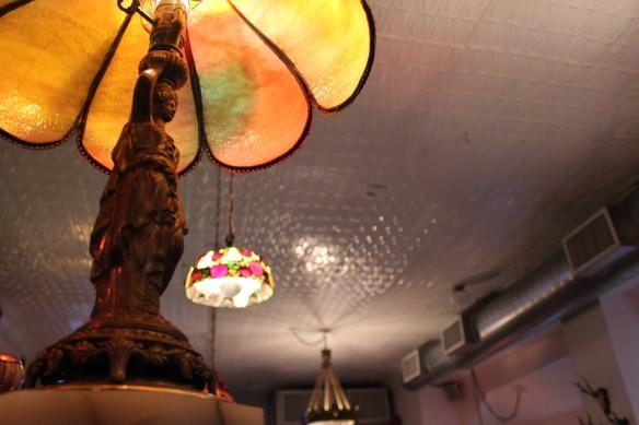 Lamp Shot