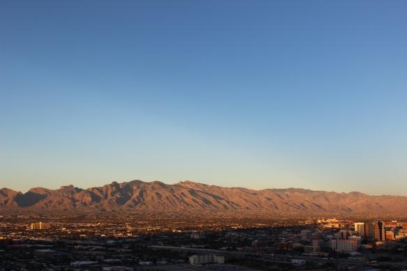 Tucson Shot